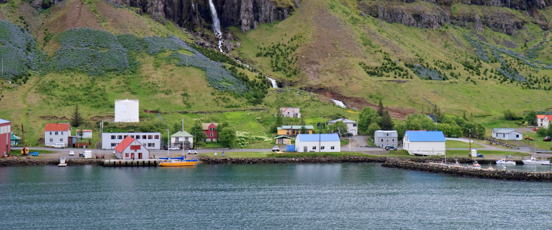 Visit one of the most picturesque towns in Iceland - a perfect location for nature lovers.