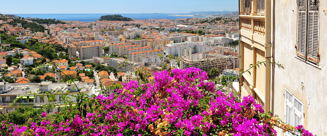 With year-round sunshine, city grit and old world opulence, Nice's appeal is global.