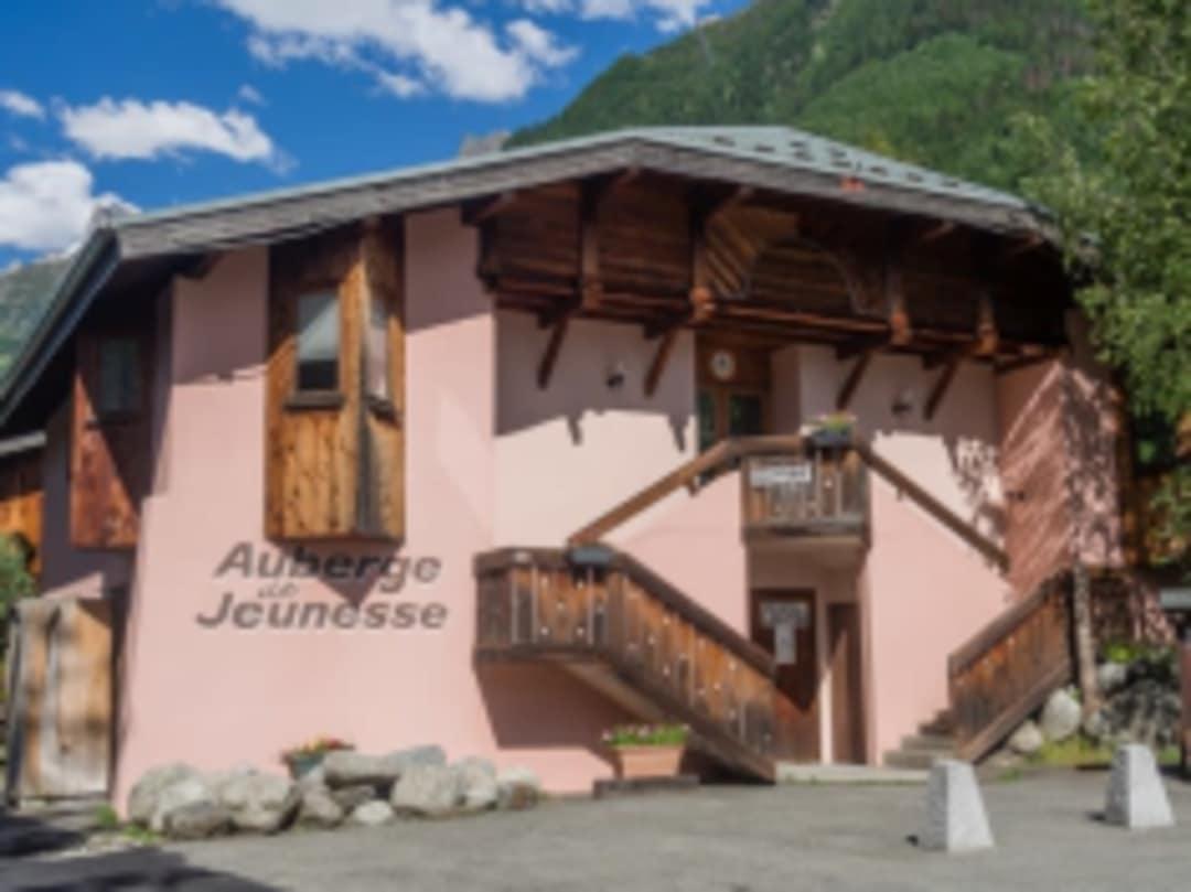 image of hostel Auberge de jeunesse Hi Chamonix Mont-Blanc