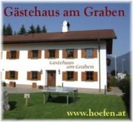 Höfen bei Reutte - Gästehaus am Graben