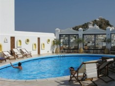 Ios Island - Lofos Hotel