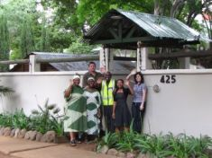 Pretoria - Pretoria Backpackers