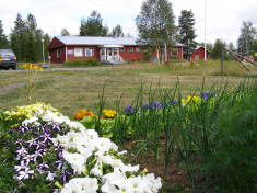 Sodankylä / Raudanjoki - Hostel Visatupa