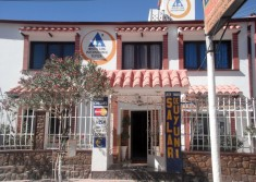 Tupiza - HI Valle Hermoso