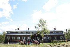 image of hostel Lappland - Saltoluokta Mountain Lodge