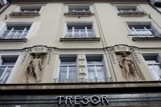 Ljubljana - Hostel Tresor
