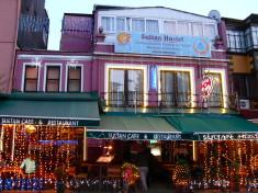 Istanbul - Sultan Hostel