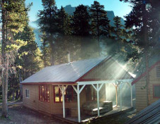 HI - Mosquito Creek Wilderness Hostel