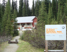 Whiskey Jack Hostel - Yoho National Park
