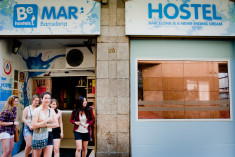 Barcelona - Be Hostels Mar