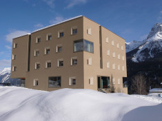 Scuol Youth Hostel