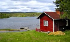 Lemmenjoki - Lemmenjoen Lumo