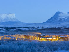 image of hostel Abisko Mountain Station