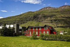 image of hostel Hafaldan Old Hospital - Seydisfjordur hostel