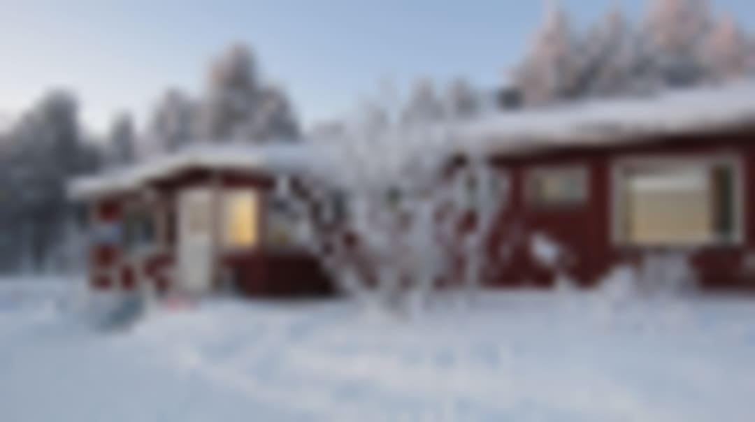 Sodankylä / Raudanjoki - Hostel Visatupa - Raudanjoki