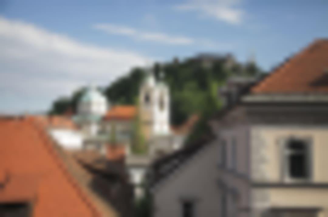 Youth Hostel Ava - Ljubljana - Slovenia - Albergue Juvenil