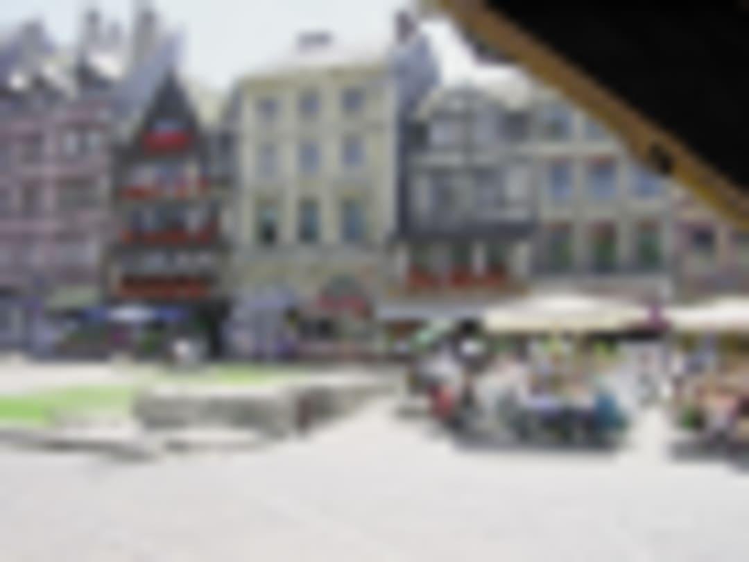 Auberge de jeunesse Hi Rouen - Rouen - France