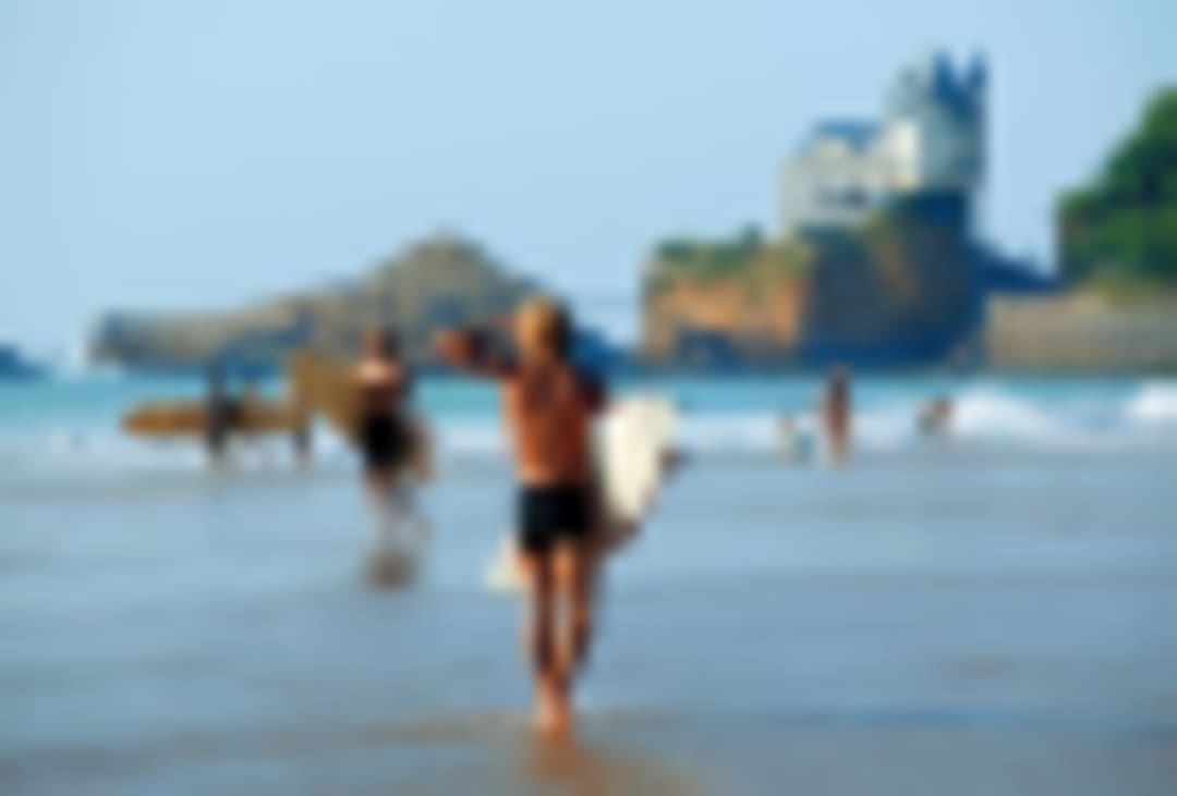 Auberge de jeunesse Hi Biarritz - Biarritz - France