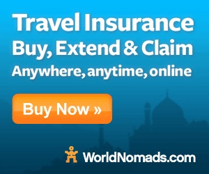 World Nomads advertisement
