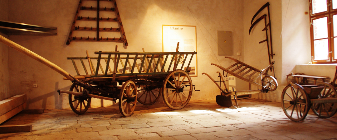 The dream country by the river Mur is a place of hospitable people, who live in the most agricultural part of Slovenia.