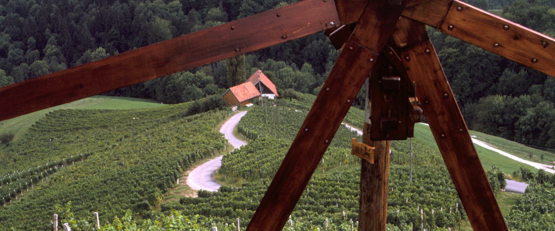 Take a stroll down the picturesque wine roads, where traditionally every farmer has his own vineyard.