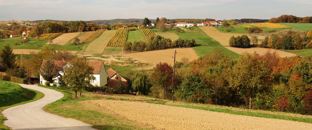A simple and gorgeous country perfect for undisturbed cycling.