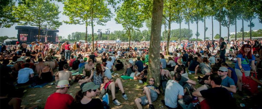 Werchter is Belgium's largest pop and rock festival; set in a pasture in Werchter village and only a short bus ride from Leuven Hostel.