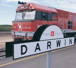 Rediscover the romance of rail on The Ghan