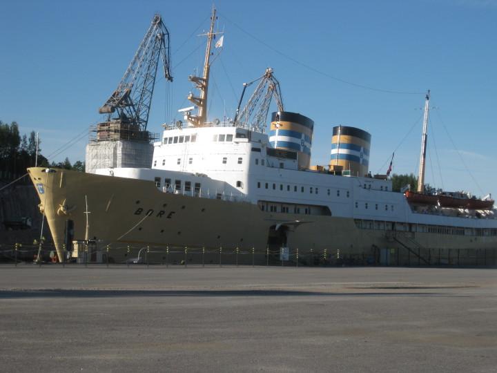 Turku - Laivahostel Borea