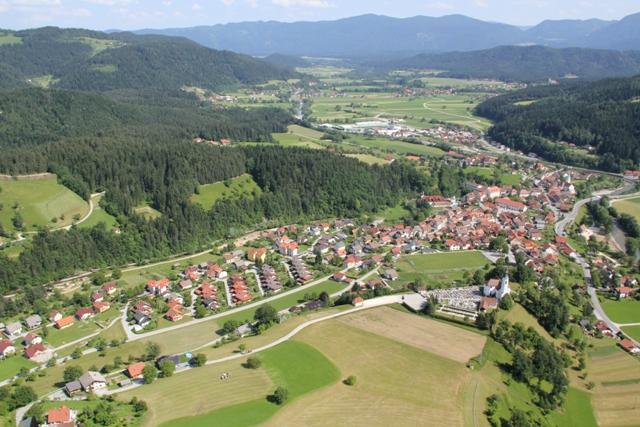 The jewel of the upper Savinja valley
