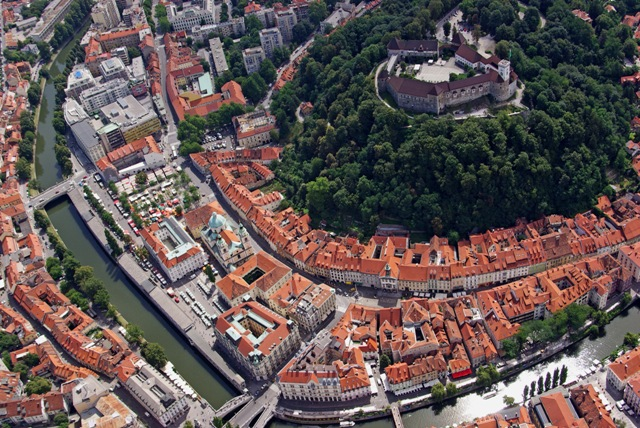 Visit Ljubljana this summer and meet Romans in Emona