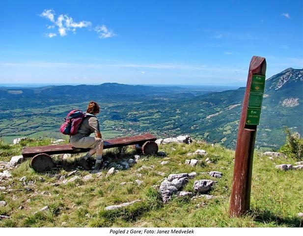 Ajdovščina, a land of active experiences