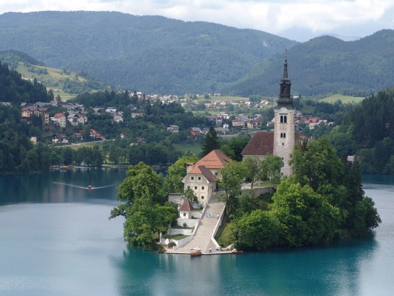 Discover Slovenia and Bled