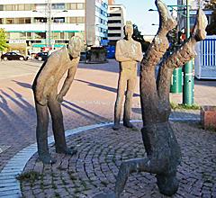Pori Market Square
