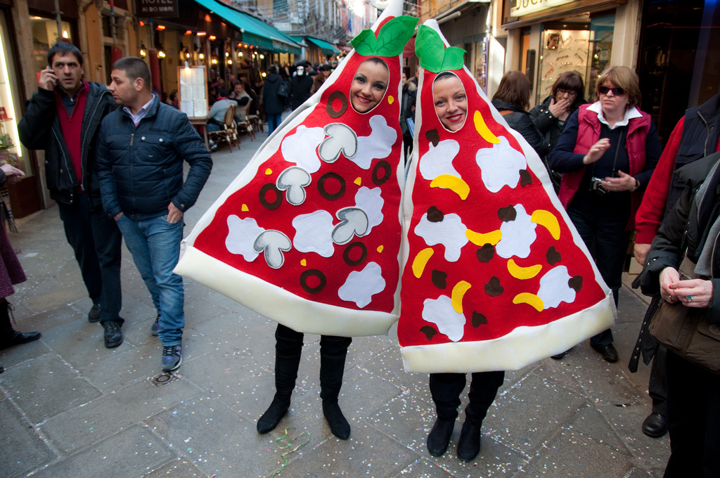Pizza outfits
