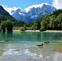 Kranjska Gora – enjoy the peace and the greatness of the moment