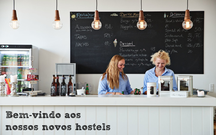 new hostels