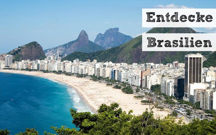 Entdecke Brasilien