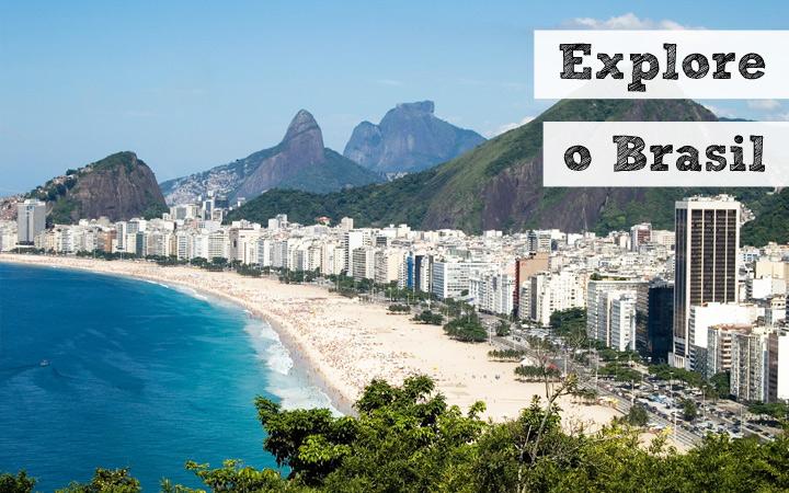 Explore o Brasil