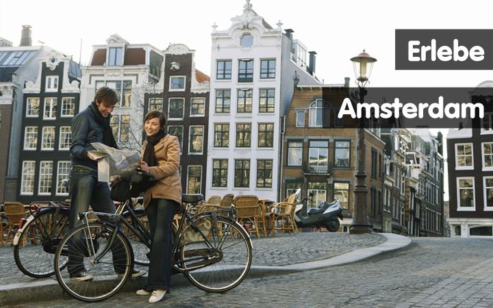 Erlebe Amsterdam