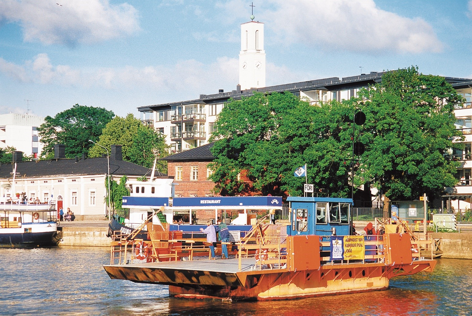 BACKPACKING IN FINLAND Tripbook  Hostels Worldwide