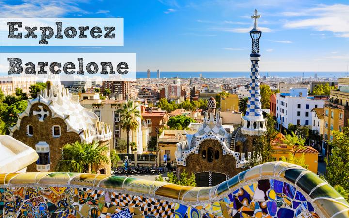 Explorez Barcelone
