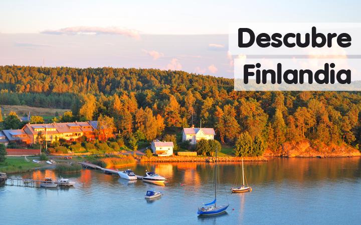 Descubre Finlandia