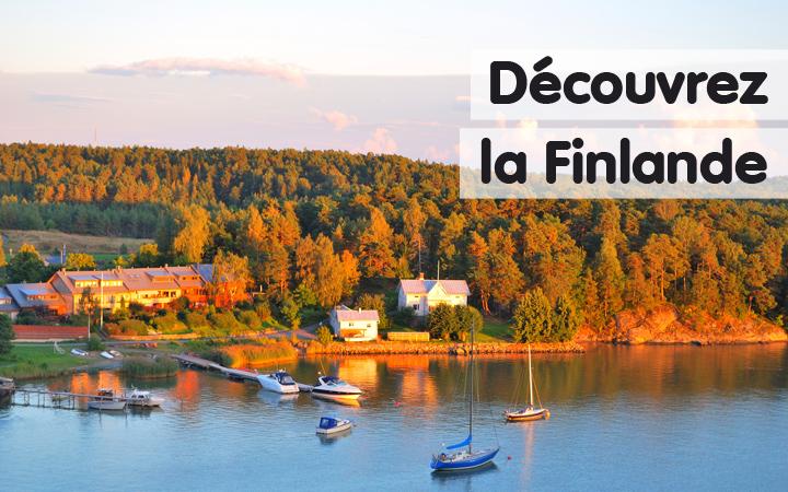 Découvrez la Finlande