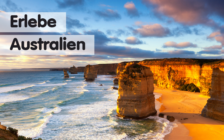 Erlebe Australien