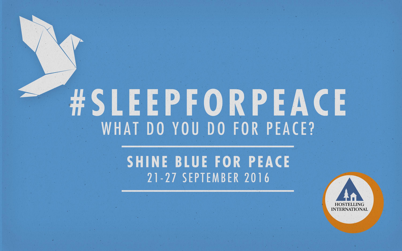 Sleep for Peace