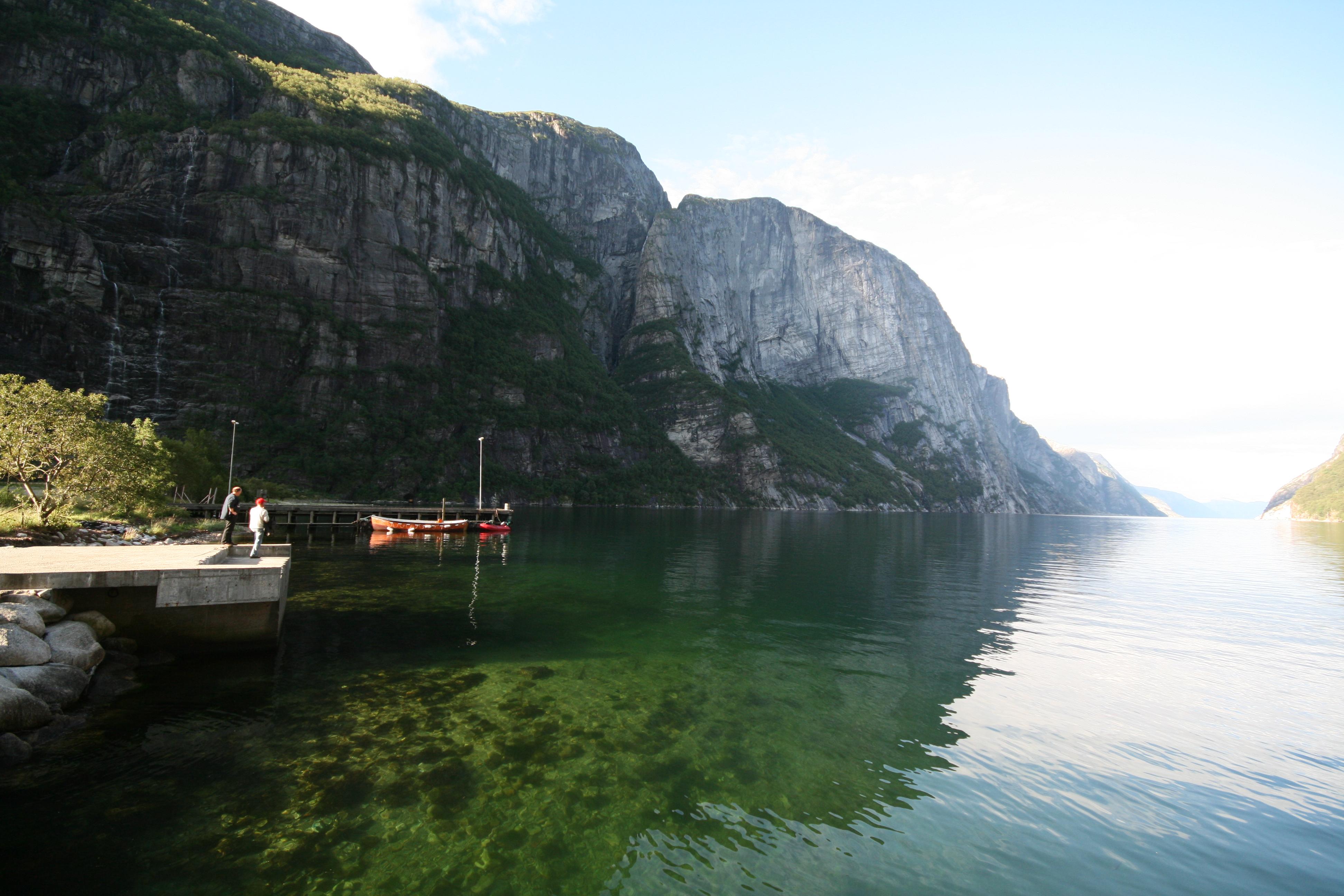 Fjords, Lysefjorden