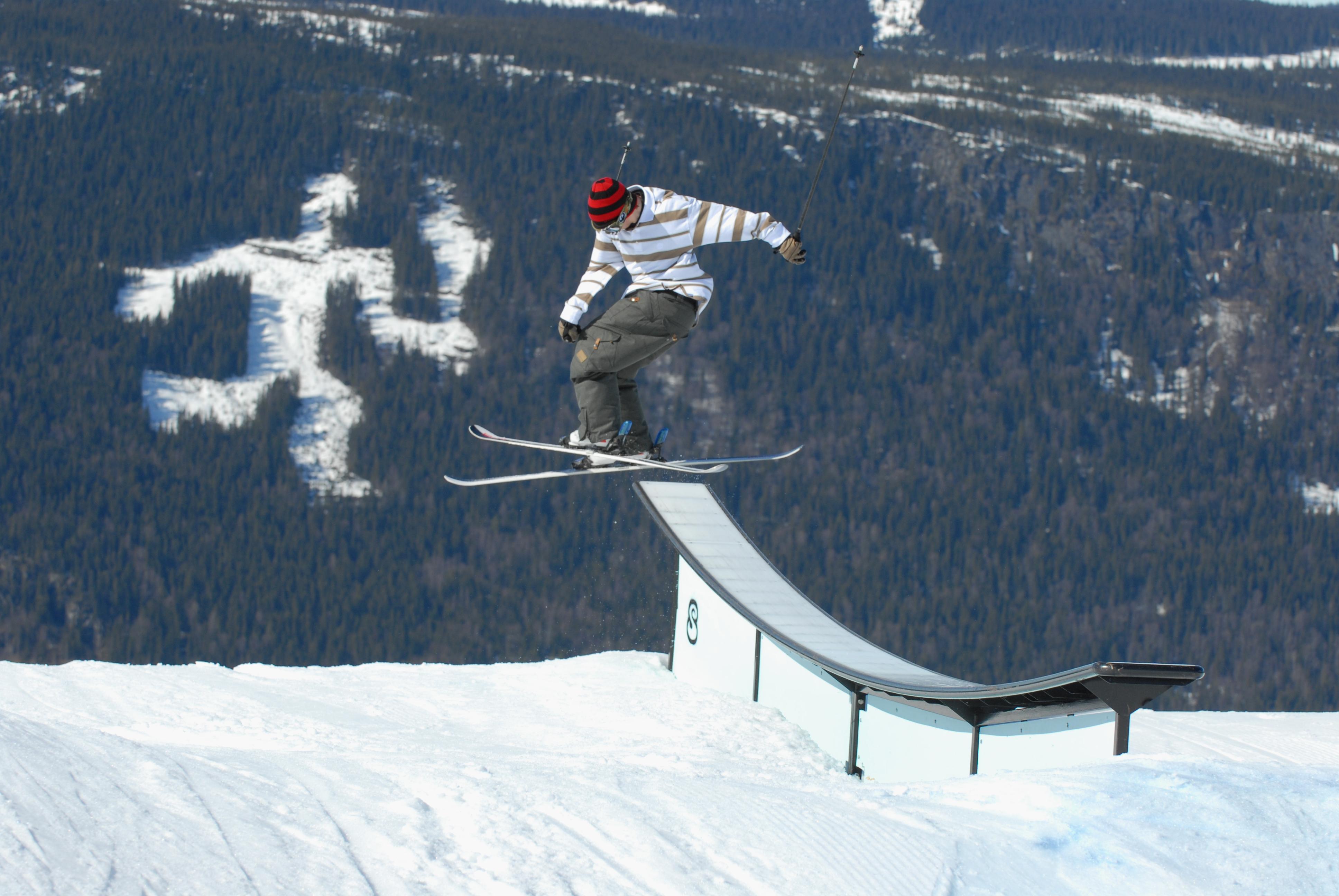 Lillehammer, ski