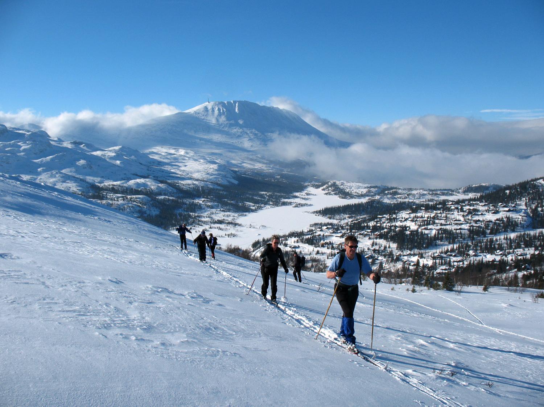 Gaustatoppen © Nordic skiing / HINorway