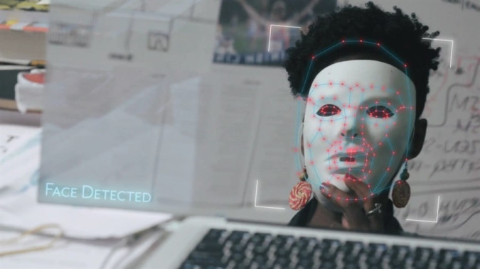 Still from Big Ideas presented by Scotia Wealth Management: Coded Bias